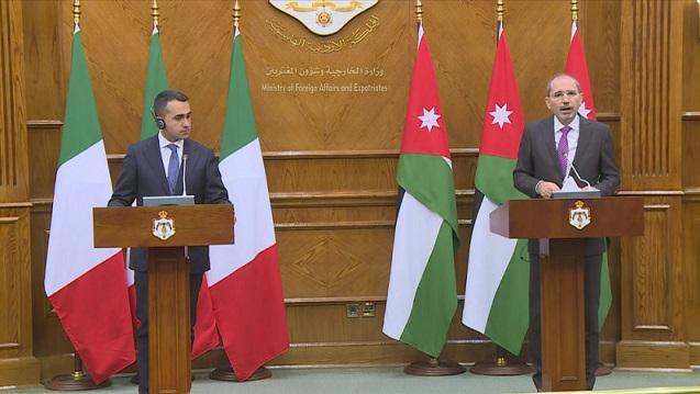 إيطاليا تقدم 235 مليون يورو للأردن