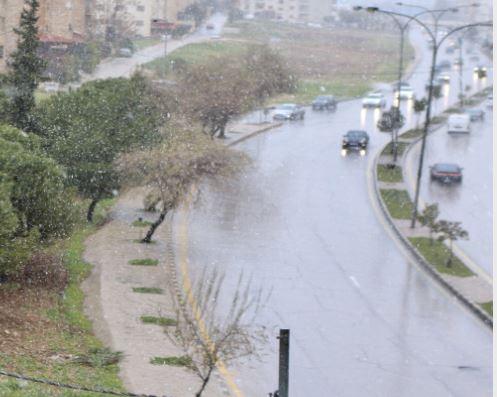 توضيح حكومي حول حالة الطرق في العاصمة