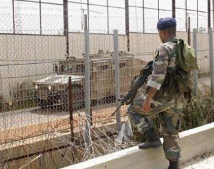 قوة اسرائيلية تجتاز الخط التقني الحدودي مع لبنان