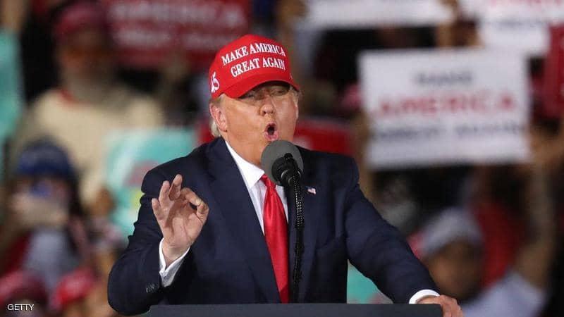 تقارير تكشف صفقة ترامب السرية مع ''بارلر''