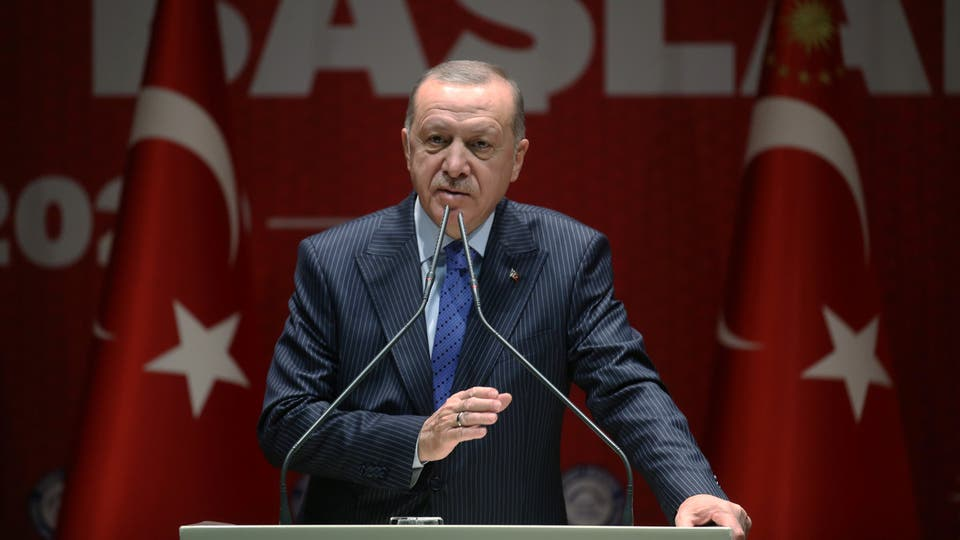أردوغان: سنسحب قواتنا من ليبيا بشرط واحد
