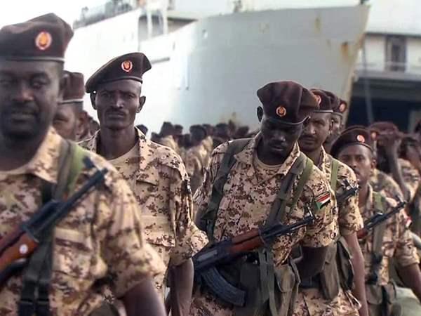 الجيش السوداني يتصدى لقوة إثيوبية تجاوزت الحدود