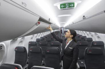 خطوط طيران تسرح 1500 من موظفيها