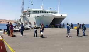قرار أردني مصري بشأن النقل البحري قريبا