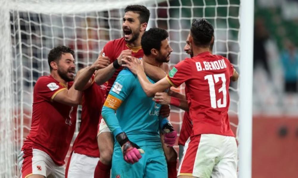 الأهلي المصري يحل ثالثا في بطولة كأس العالم للأندية