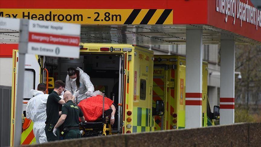 بريطانيا: ارتفاع الاصابات وتراجع الوفيات بكورونا