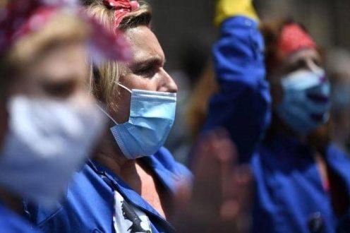 الصحة العالمية توضح سبب تراجع إصابات كورونا عالميًا