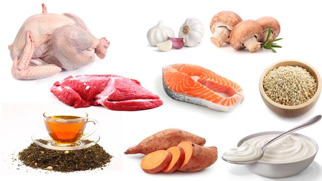 أغذية لتقوية المناعة