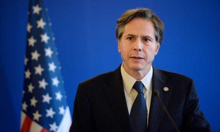 وزير الخارجية الأميركي يتعهّد بمحاسبة المسؤولين عن هجوم