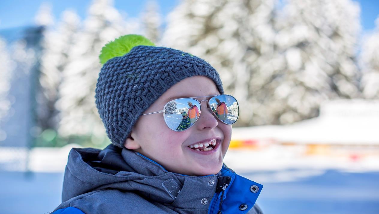 كيف تحمي عينيك من العمى الثلجي؟