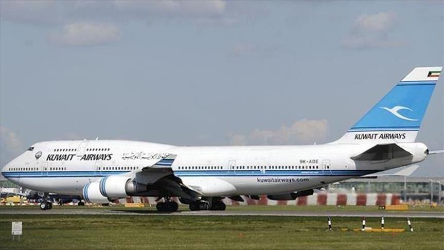 إيران والكويت توقفان رحلاتهما الجوية إلى هذه البلد..