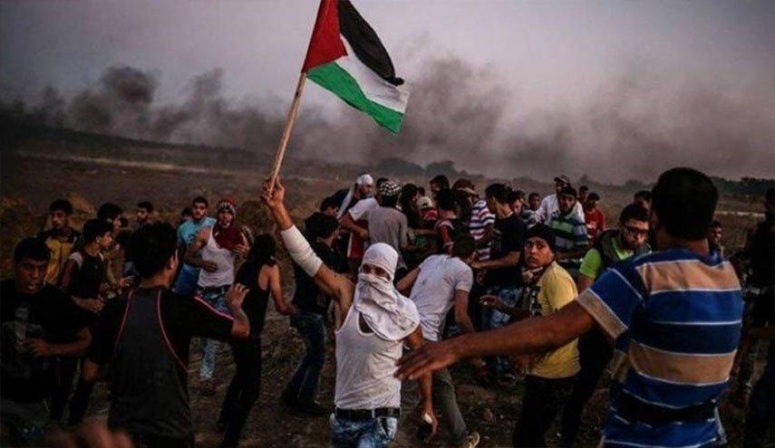 مظاهرات في قطاع غزة..