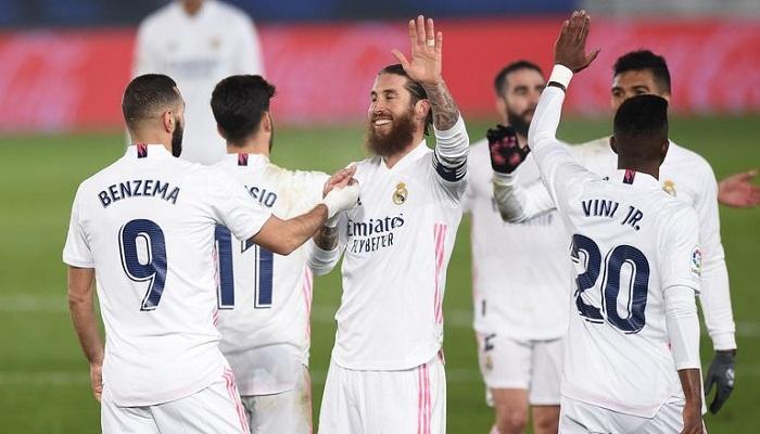 تراجع فرص ريال مدريد بالفوز في الدوري