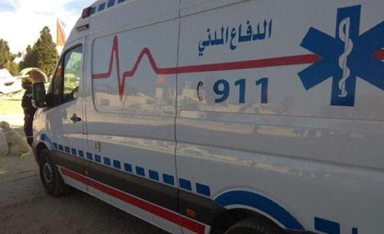 الدفاع المدني يعلن حصيلة الحوادث خلال الـ 24 ساعة
