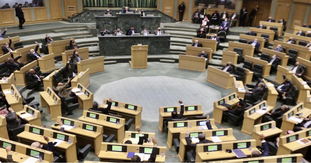 نواب يغادرون الاجتماع التشاوري مع الحكومة