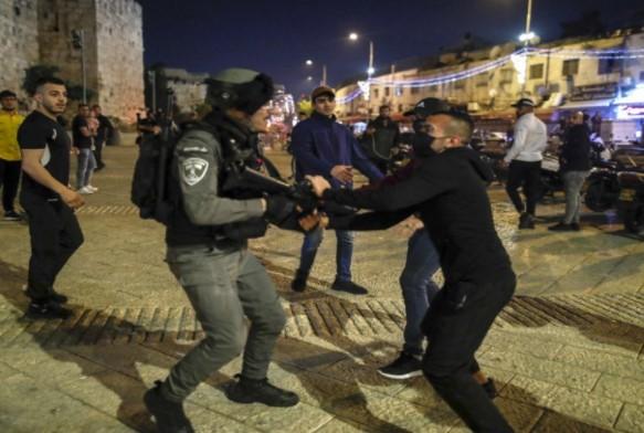 الأردن وفلسطين: الاستفزازات الإسرائيلية في القدس تهدد بتفجر الصراع