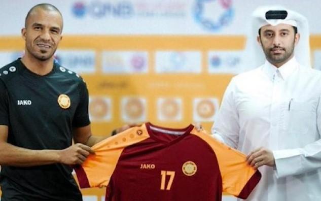 نادي أم صلال القطري يعلن تعاقده رسميا مع الأردني ياسين البخيت