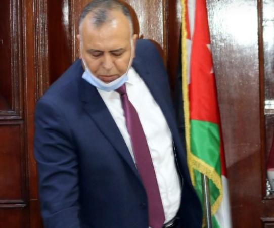 متصرف قصبة الزرقاء يباشر عمله رئيساً للجنة بلدية الزرقاء