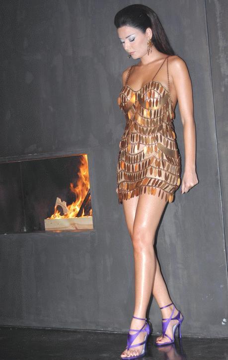 Cyrine Abdelnour at Venice